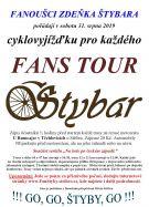 """Cyklovyjížďka """"FansTourStybar2019"""""""